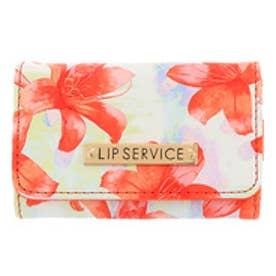 【SAC'S BAR】リップサービス LIP SERVICE キーケース LIP-913 オレンジ