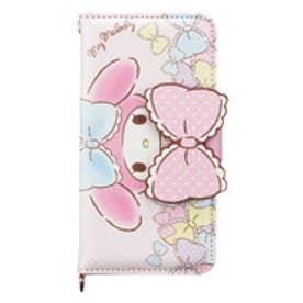 【SAC'S BAR】マイメロディ My Melody iPhone6 ケース i6S-MM09 ダイカットカバー かくれんぼマイメロ
