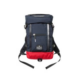 【SAC'S BAR】マキャベリック MAKAVELIC マキャベリック MAKAVELIC リュック 3106-10107 (DARK-NAVY/RED)