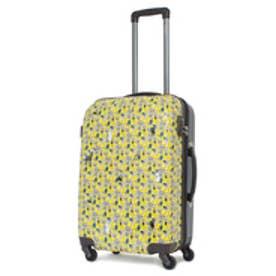 【SAC'S BAR】ムーミン MOOMIN スーツケース MM2-002 56cm KAKURENBO/YELLOW
