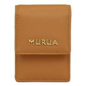 【SAC'S BAR】ムルーア MURUA リップケース MR-W083 キャメル