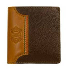 オロビアンコ 二つ折り財布【obu-513012】 【12】チョコ