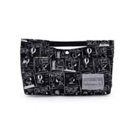 【SAC'S BAR】スヌーピー SNOOPY バッグインバッグ VSN-0085BI ブラック(クールC)