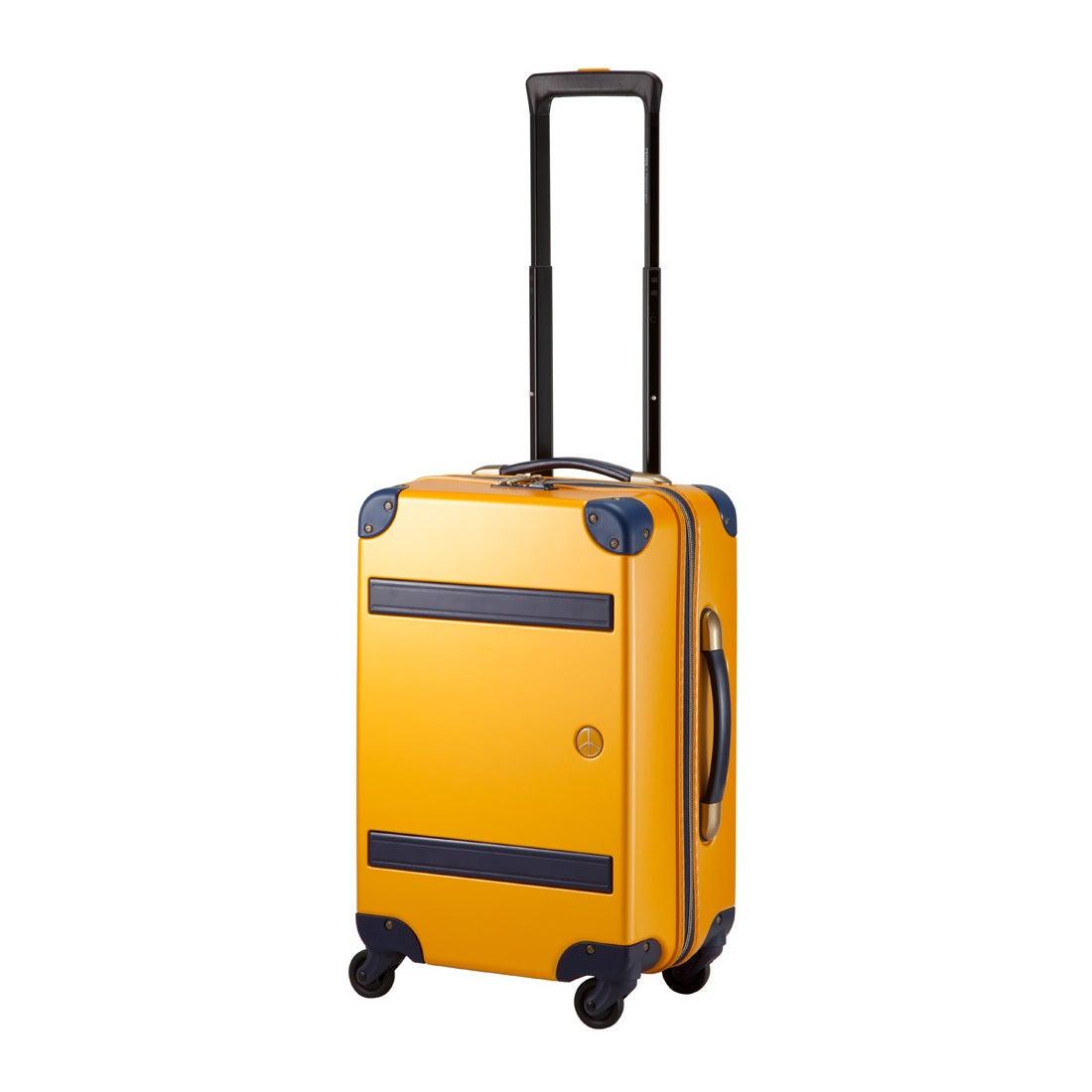 【SAC'S BAR】プラスワン スーツケース PEACE×Passenger 8170-49 49cm スプラッシュオレンジ メンズ