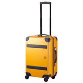 【SAC'S BAR】プラスワン スーツケース PEACE×Passenger 8170-49 49cm スプラッシュオレンジ