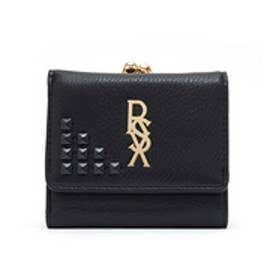 【SAC'S BAR】リゼクシー RESEXXY 三つ折り財布 REX-17300 【76】BLACK