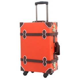 【SAC'S BAR】シフレ Siffler スーツケース C8343T-47 EURASIA 47cm オレンジ/チョコ