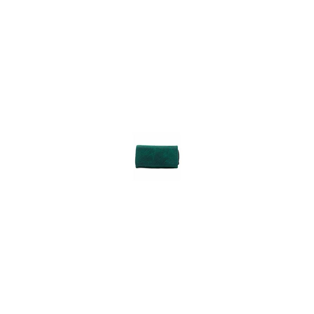 【SAC'S BAR】SOLATINA ソラチナ キーケース 38154 焦げ加工ホースレザー キーケース 全4色 GREEN メンズ