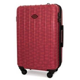 【SAC'S BAR】スパイラルガール SPIRAL GIRL スーツケース 7603101 56cm アルク 【30】レッド