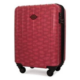 【SAC'S BAR】スパイラルガール SPIRAL GIRL スーツケース 7603102 48cm アルク 【30】レッド