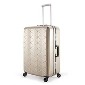 【SAC'S BAR】サンコー SUNCO スーツケース MGC1-63 63cm エンボスシャンパンゴールド