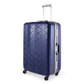 【SAC'S BAR】サンコー SUNCO スーツケース MGC1-69 69cm エンボスネイビー