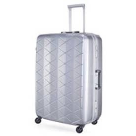 【SAC'S BAR】サンコー SUNCO スーツケース MGC1-69 69cm エンボスヘアラインシルバー