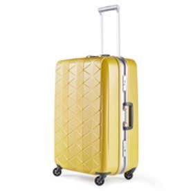 【SAC'S BAR】サンコー SUNCO スーツケース MGC1-63 63cm エンボスパールイエロー