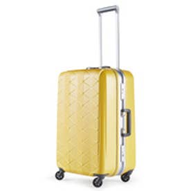 【SAC'S BAR】サンコー SUNCO スーツケース MGC1-57 57cm エンボスパールイエロー