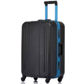 【SAC'S BAR】サンコー SUNCO スーツケース WISR-59 59cm WIZARD SR ブラック/ブルー