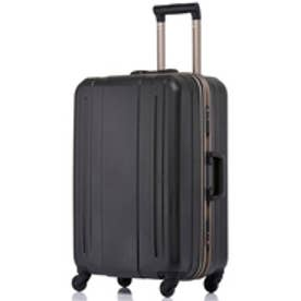 【SAC'S BAR】サンコー SUNCO スーツケース WISR-59 59cm WIZARD SR ブラック/ブロンズ