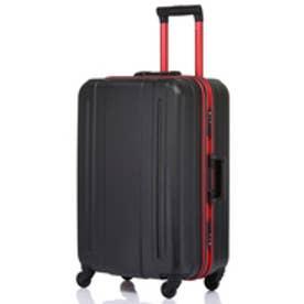 【SAC'S BAR】サンコー SUNCO スーツケース WISR-59 59cm WIZARD SR ブラック/レッド