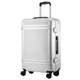 【SAC'S BAR】サンコー SUNCO スーツケース WSW1-60 60cm ヘアラインホワイト
