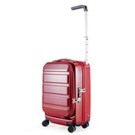 【SAC'S BAR】サンコー SUNCO スーツケース AC03-48 49cm ACTIVE CUBE 03 レッド