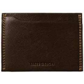 タケオキクチ カードケース【tkw-504013】 【12】チョコ