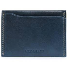 タケオキクチ カードケース【tkw-504013】 【41】ネイビー