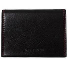 【SAC'S BAR】タケオキクチ カードケース 506513 【01】ブラック