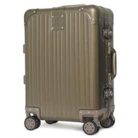 【SAC'S BAR】カーゴ CARGO アルミスーツケース AMW120 50cm MATTE-BRONZE