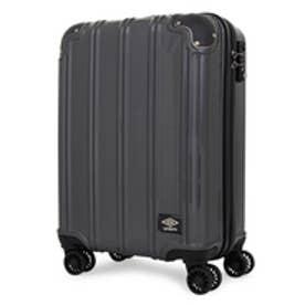 【SAC'S BAR】アンブロ umbro スーツケース 70800 47cm Nomadic Hard Carry 【001】ブラック