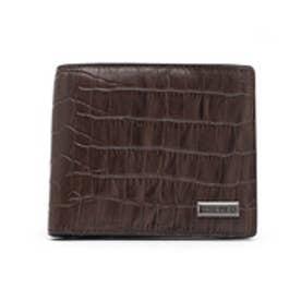【SAC'S BAR】ヴァンキッシュ VANQUISH 二つ折り財布 レプティル VQM-40490 【52】チョコ