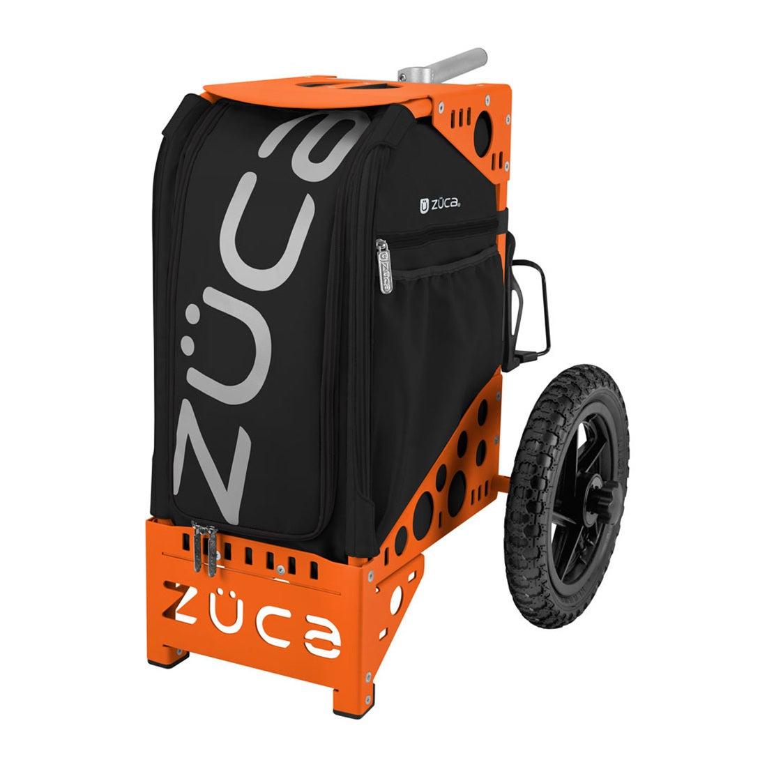【SAC'S BAR】ズーカ ZUCA キャリーケース 1310 ALL-TERRAIN Onyx/Orange メンズ