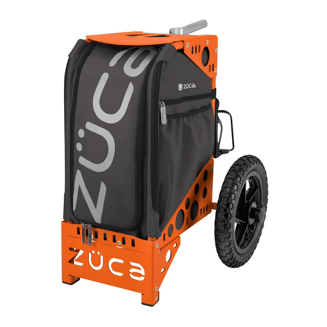 【SAC'S BAR】ズーカ ZUCA キャリーケース 1310 ALL-TERRAIN Gunmetal/Orange メンズ