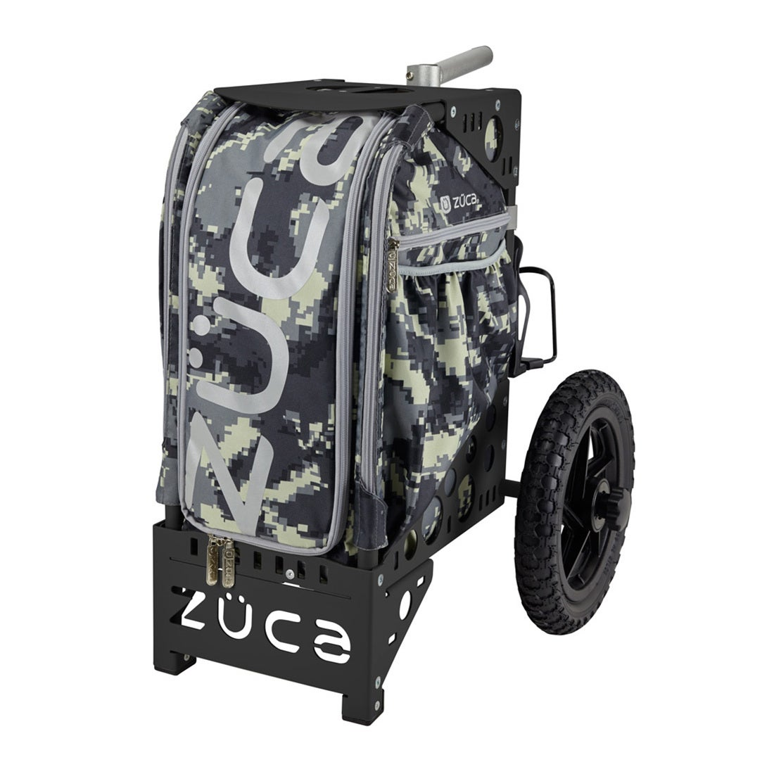 【SAC'S BAR】ズーカ ZUCA キャリーケース 1310 ALL-TERRAIN Anaconda/Black メンズ