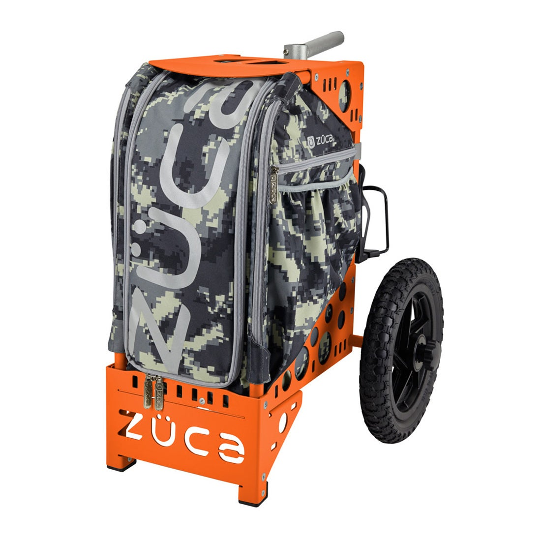 【SAC'S BAR】ズーカ ZUCA キャリーケース 1310 ALL-TERRAIN Anaconda/Orange メンズ