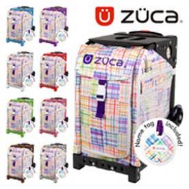 【SAC'S BAR】ZUCA Sport キャリーケース Patchwork 337 Black