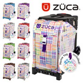 【SAC'S BAR】ZUCA Sport キャリーケース Patchwork 337 Black(NonFlashWheel)