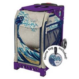 【SAC'S BAR】キャリーケース ZUCA SPORT ズーカ スポーツ 354 Great Wave Purple