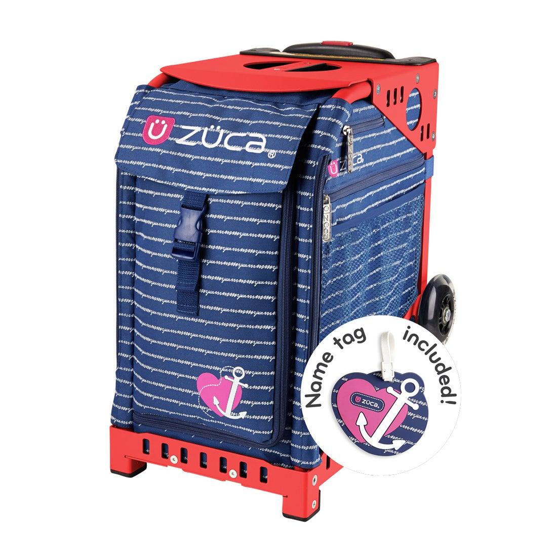 ロコンド 靴とファッションの通販サイト【セット販売】ZUCAスポーツAnchorMyHeart100351Red