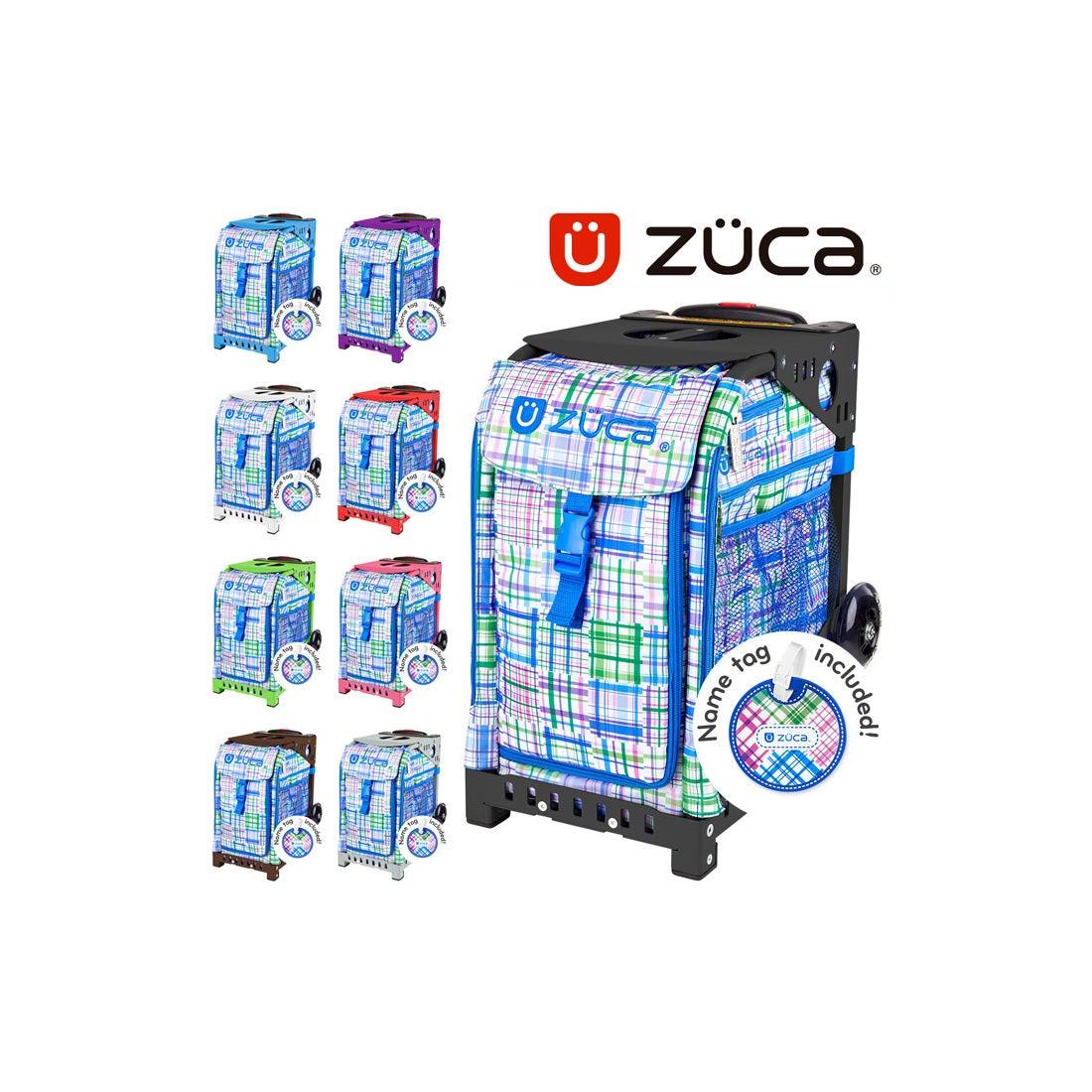 ロコンド 靴とファッションの通販サイト【SAC'SBAR】ZUCASportキャリーケースBerryPatch346Blue