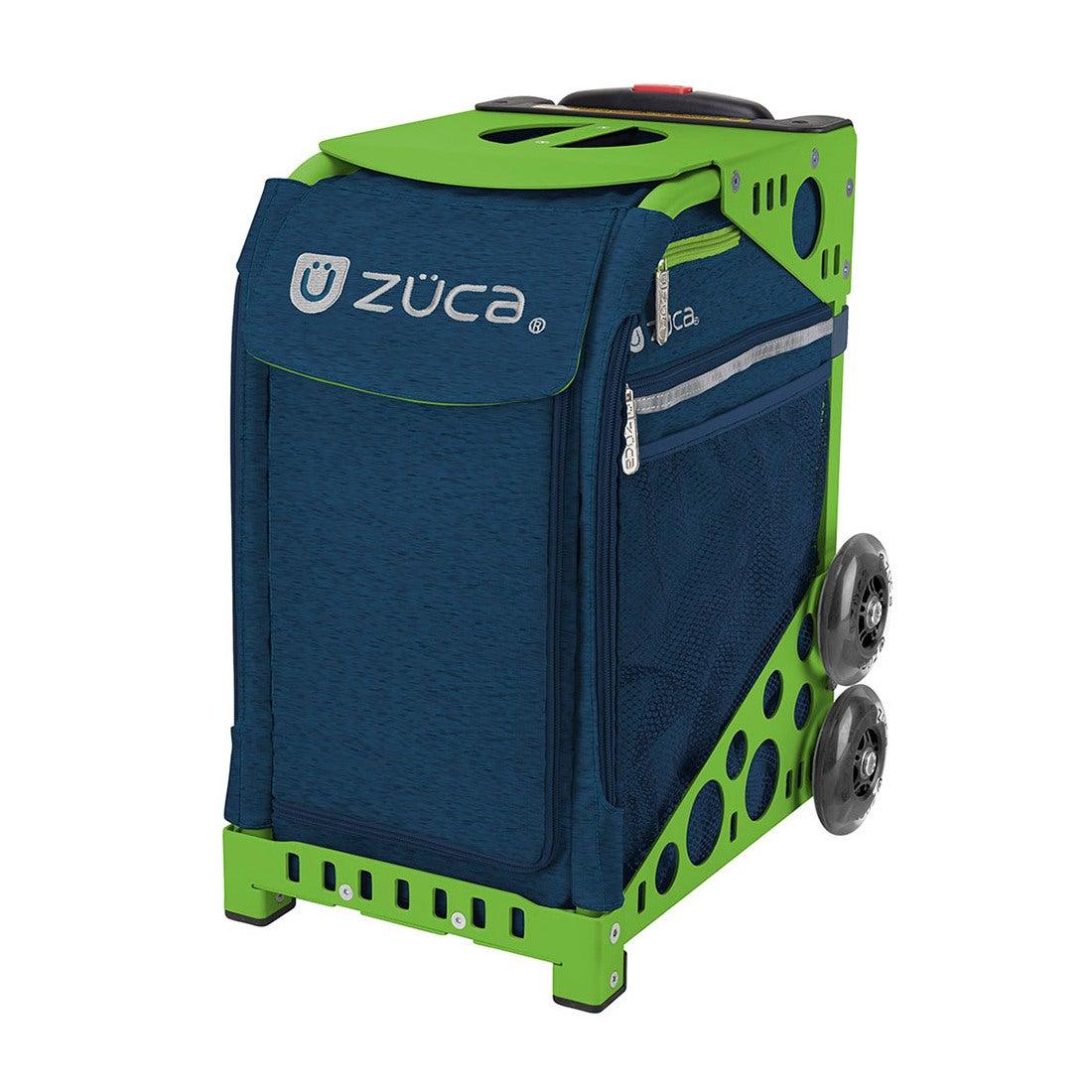 ロコンド 靴とファッションの通販サイト【SAC'SBAR】ZUCASportキャリーケースDeepSeaNavy405Green