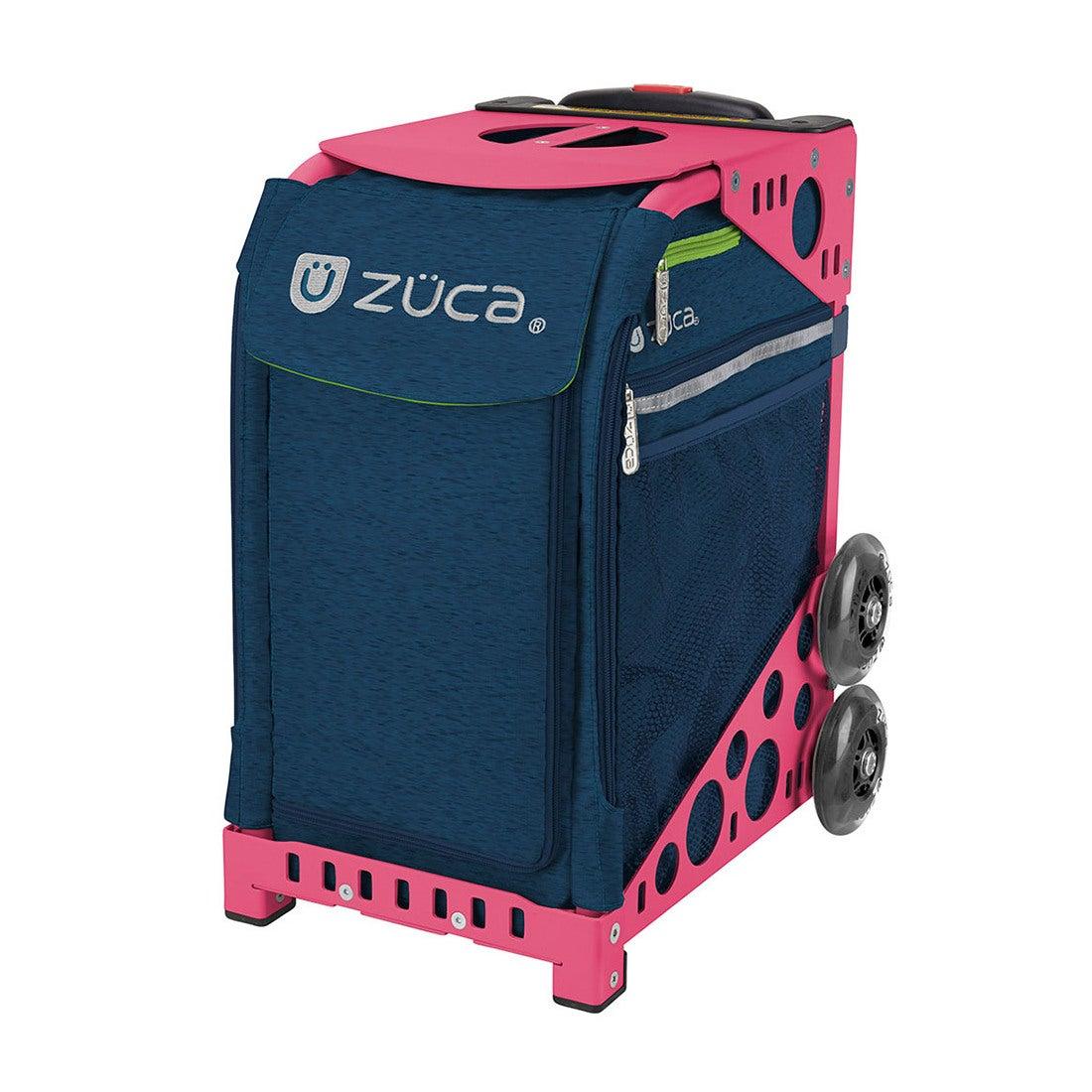 ロコンド 靴とファッションの通販サイト【SAC'SBAR】ZUCASportキャリーケースDeepSeaNavy405HotPink