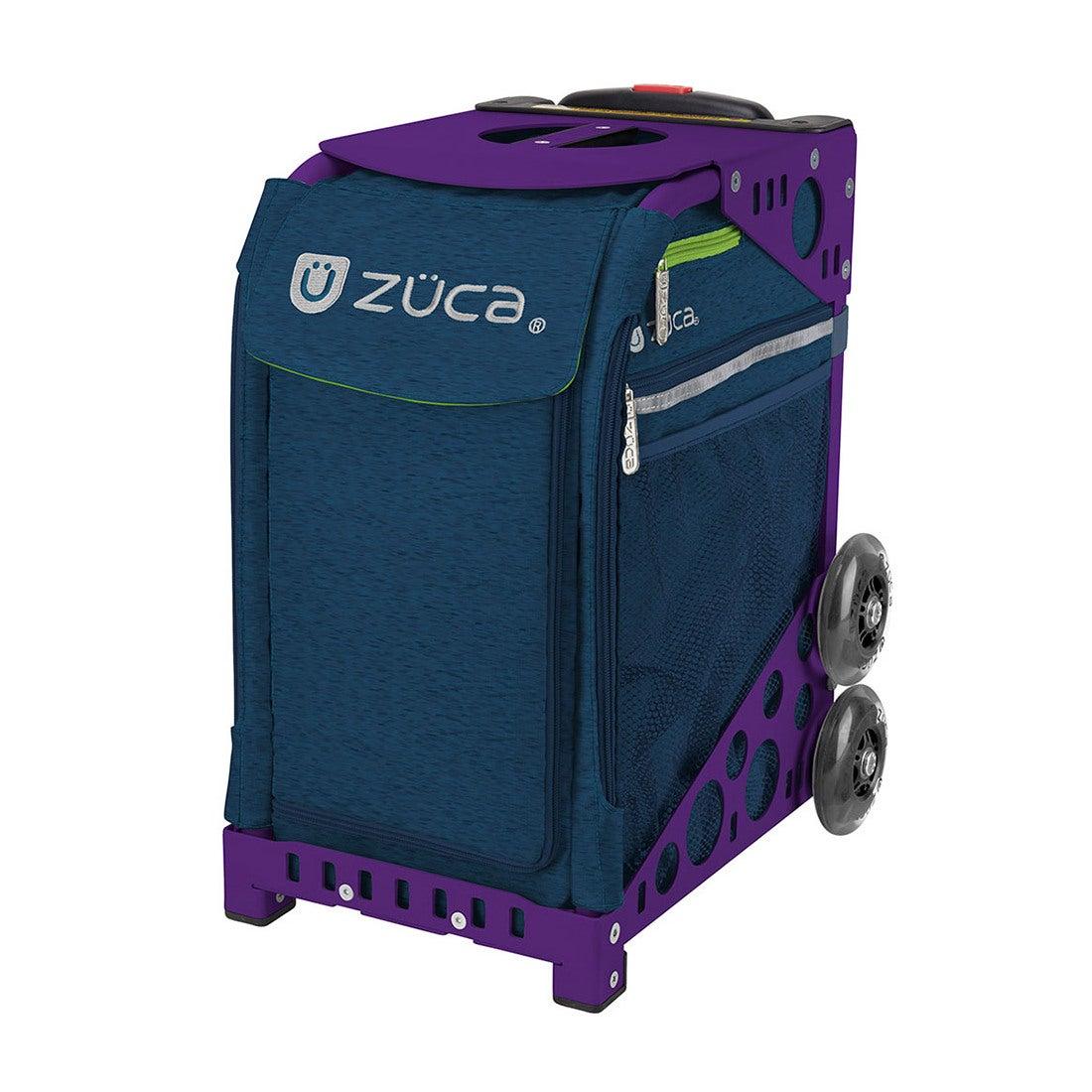 ロコンド 靴とファッションの通販サイト【セット販売】ZUCAスポーツDeepSeaNavy100405Purple