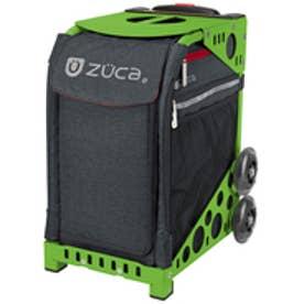 【SAC'S BAR】ZUCA Sport キャリーケース Asphalt Gray 404 Green