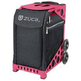 【SAC'S BAR】ZUCA Sport キャリーケース Asphalt Gray 404 HotPink
