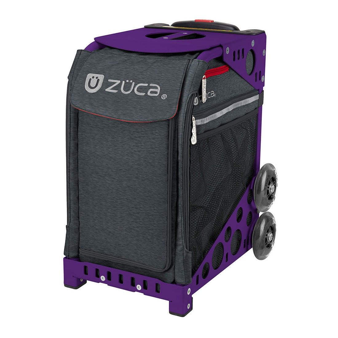 ロコンド 靴とファッションの通販サイト【セット販売】ZUCAスポーツAsphaltGray100404Purple