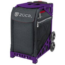 【SAC'S BAR】ZUCA Sport キャリーケース Asphalt Gray 404 Purple