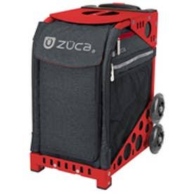 【SAC'S BAR】ZUCA Sport キャリーケース Asphalt Gray 404 Red