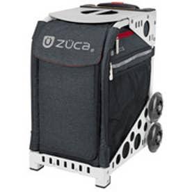 【SAC'S BAR】ZUCA Sport キャリーケース Asphalt Gray 404 White