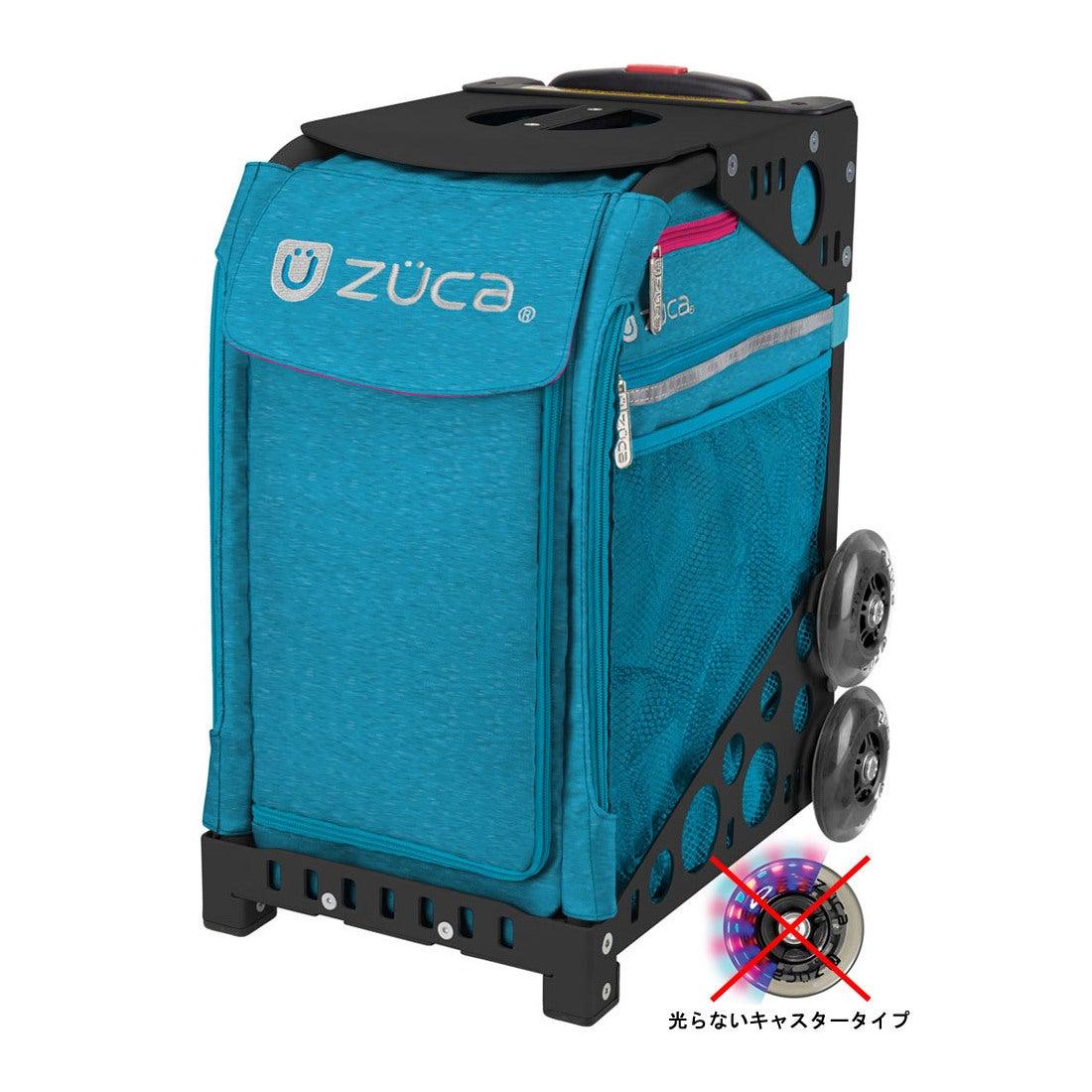 ロコンド 靴とファッションの通販サイト【SAC'SBAR】ZUCASportキャリーケースBeachyBlue403Black(NonFlashWheel)