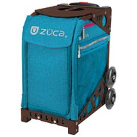 【SAC'S BAR】ZUCA Sport キャリーケース Beachy Blue 403 Brown